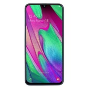 Samsung Galaxy A40 - wit - 4G - 64 GB - GSM - smartphone