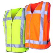 Gilet de sécurité QW23 orange fluo