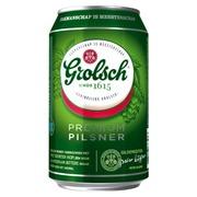 Bière Grolsch canette