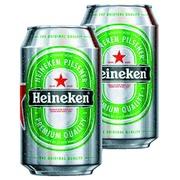 Bière Heineken canette 0,33L