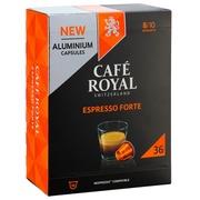 Capsules de café Café Royal Espresso Forte - Boîte de 36