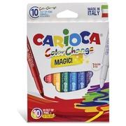 Carioca feutres Magic, 10 pièces en étui cartonné