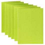 Carte de correpondance Papicolor double 105x148mm vert pomme