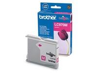 Cartouche Brother LC 970 couleurs séparées