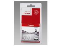 Cartridge Canon PGI-520 BK zwart
