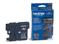 Cartridge Brother LC1100 BK zwart