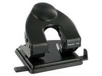 Perforator 2 holes Esselte - capacity 25 sheets - black