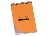 Rhodia desk pad 14.8 x 29.7 cm - 5x5 spirals