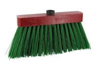 Balai d'extérieur Miguet vinyle vert largeur 25 cm