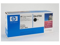 HP toner zwart Q6470A