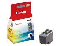 Cartouche Canon CL-38 3 couleurs pour imprimante jet d'encre