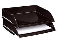 Briefkorb italienisches Modell Ceppro schwarz