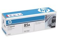 Toner laser zwart HP 85A - HP CE 285A