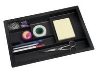 Optional pen compartment black