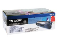 Toner Brother TN320 noir pour imprimante laser