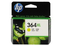 Cartridge HP 364XL geel
