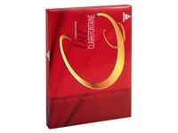 Riem 250 bladen Clairefontaine 100g A4 velijn wit