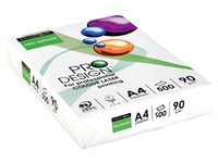 Paper A4 white 90g Pro Design - Ream of 500 sheets