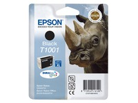 Cartridge Epson T1001 Schwarz