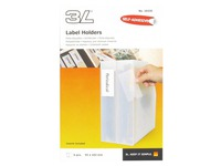 Box of 60 adhesive labels 55 x 102 mm