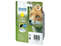 Cartridge Epson T1284 geel