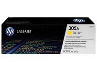 Toner HP 305A afzonderlijke kleuren