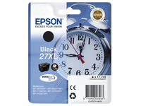 Cartridge Epson 27XL Schwarz