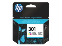 Cartridge HP 301 3 kleuren voor inkjet printer
