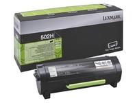 Toner Lexmark 50F2H00 black for laser printer