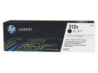 Toner HP 312X schwarz für Laserdrucker