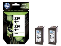 C9504EE HP PS2610 INK (2) BLACK