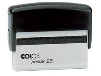 COLOP Printer 25 - IBAN/BIC (2004)