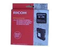 405532 RICOH AFC GX3000 GEL TINTE BLACK (120054440097)