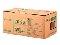 TK25 KYOCERA FS1200 TONER BLACK