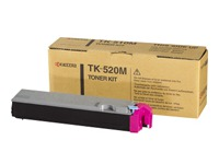 TK520M KYOCERA FSC5015N TONER MAGENTA (120033440155)