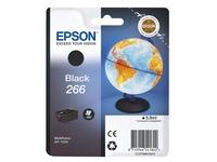 Cartridge Epson 266 zwart voor inkjetprinter