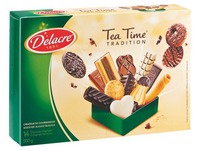 Assortment cookies Delacre Tea Time - Box 500 g