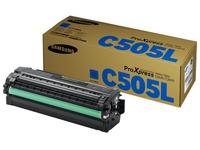 CLTC505L SAMSUNG C2620DW TONER CYAN (CLT-C505L/ELS)