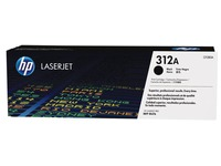 HP 312A - cyaan - origineel - LaserJet - tonercartridge (CF381A) - Contract (120025440916)