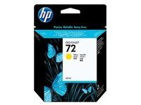 HP 72 - geel - origineel - inktcartridge (C9400A)