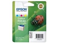 Epson T053 - kleur (cyaan, magenta, geel, licht cyaan, licht magenta) - origineel - inktcartridge (C13T05304010)