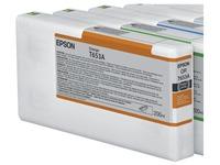 Epson - oranje - origineel - inktcartridge (C13T653A00)