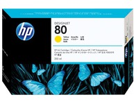 C4848A HP DNJ 1050 INK YELLOW HC
