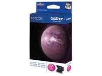 Brother LC1220M - magenta - origineel - inktcartridge (LC-1220M)