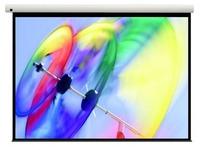 Optoma Panoview DE-3100EGA 4:3 Electric Aluminium Smart Control Projector Screen - projection screen - 100