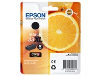 Epson 33 - hoge capaciteit - zwart - origineel - inktcartridge (C13T33514010)