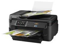 Epson WorkForce WF-7610DWF - imprimante multifonctions (couleur) (C11CC98402)
