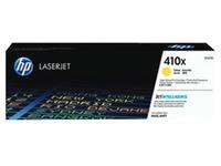 HP 412x toner hoge capaciteit geel voor laserprinter