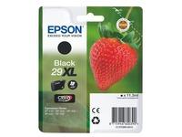 Epson 29XL cartridge zwart, hoge capaciteit voor laserprinter