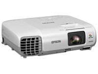 Epson EB-X27 - 3LCD-projector - portable - LAN, HDMI, VGA (2x) (V11H692040)